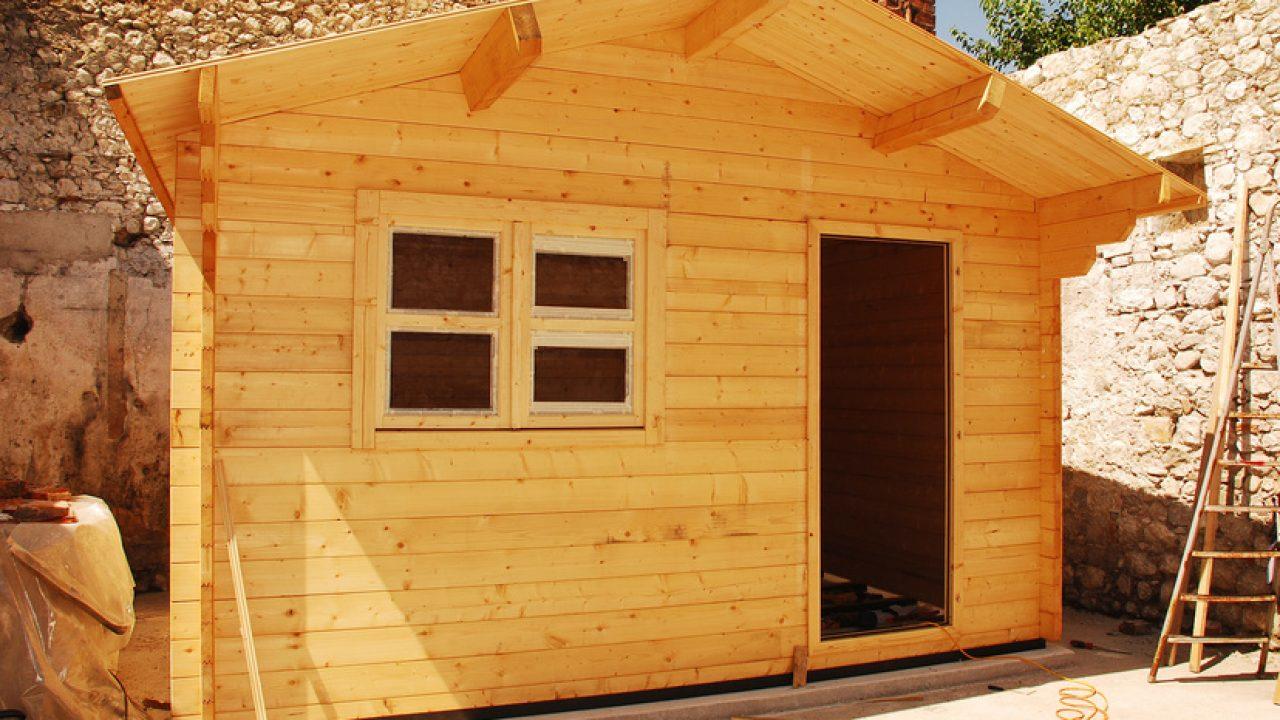 cabane préfabriquée